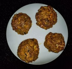 fishcakes, cookedr
